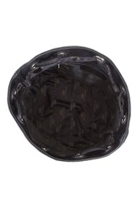 Wittchen - Torebka damska. Kolor: czarny. Dodatki: z frędzlami. Materiał: skórzane. Styl: boho, klasyczny. Rodzaj torebki: do ręki