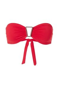 Melissa Odabash - MELISSA ODABASH - Top od bikini Barcelona. Kolor: czerwony