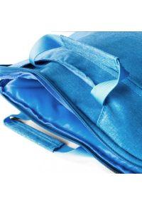 Niebieska torba na laptopa MODECOM