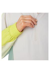 Bluza treningowa damska Energetics Kayla 411124. Materiał: materiał, poliester. Długość: krótkie. Sport: fitness #4