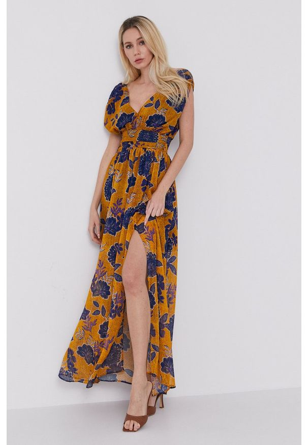 Morgan - Sukienka. Materiał: tkanina. Typ sukienki: rozkloszowane