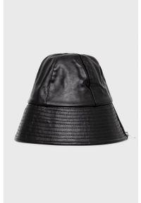 Sisley - Kapelusz. Kolor: czarny