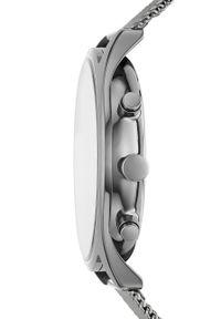 Skagen - Zegarek SKW6734. Kolor: srebrny. Materiał: materiał