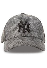 Szara czapka z daszkiem New Era