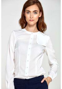Bluzka koszulowa Nife elegancka