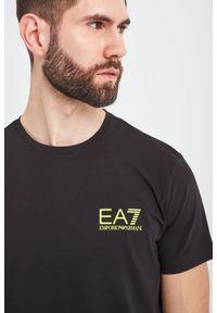 EA7 Emporio Armani - T-SHIRT EA7 EMPORIO ARMANI. Styl: elegancki