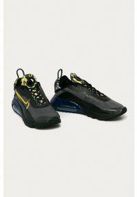Nike Sportswear - Buty Air Max 2090. Nosek buta: okrągły. Zapięcie: sznurówki. Kolor: czarny. Materiał: guma. Model: Nike Air Max