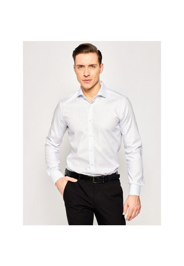 Biała koszula casual JOOP!