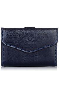 Niebieski portfel PAOLO PERUZZI