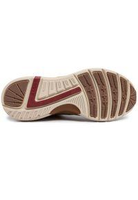Brązowe buty zimowe Levi's® na co dzień, casualowe