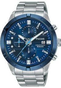 Zegarek Pulsar Zegarek Pulsar męski chronograf PM3169X1 uniwersalny