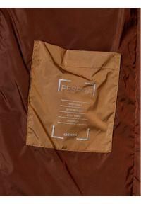 Brązowa kurtka przejściowa Geox