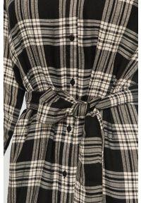 Pepe Jeans - Sukienka Mimmi. Okazja: na co dzień. Materiał: tkanina. Typ sukienki: proste. Styl: casual