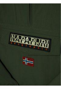 Zielona kurtka przejściowa Napapijri