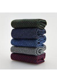 Reserved - Skarpety 5 pack - Niebieski. Kolor: niebieski