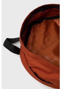 Vans - Plecak. Kolor: pomarańczowy