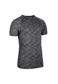 Koszulka do fitnessu DOMYOS