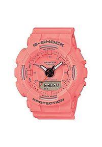 Pomarańczowy zegarek G-Shock