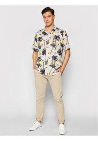 Only & Sons Koszula Palm 22019157 Kolorowy Regular Fit. Wzór: kolorowy
