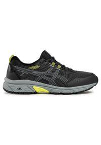 Szare buty do biegania Asics