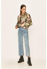 Niebieskie jeansy bootcut Haily's