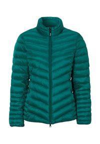 Cellbes Lekka kurtka puchowa szmaragdowy female zielony 38/40. Kolor: zielony. Materiał: puch