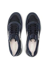 Geox Sneakersy U Sestiere C U029DC 02211 C4002 Granatowy. Kolor: niebieski #7