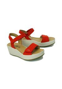 Sandały Igi & Co na rzepy