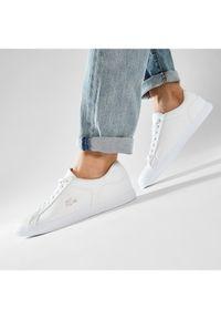 Lacoste Sneakersy Lerond 0921 2 Cma 7-41CMA005165T Biały. Kolor: biały #6