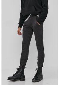 Szare spodnie dresowe Brave Soul gładkie