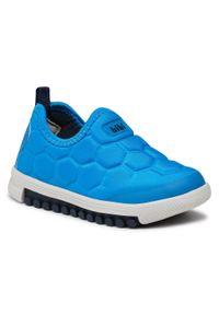 Bibi - Sneakersy BIBI - Roller New 679562 Aqua. Kolor: niebieski. Materiał: materiał