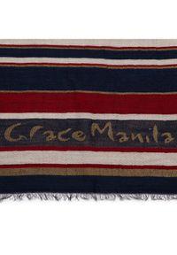 Czerwony szalik Manila Grace