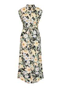 Sukienka letnia Billabong w kolorowe wzory