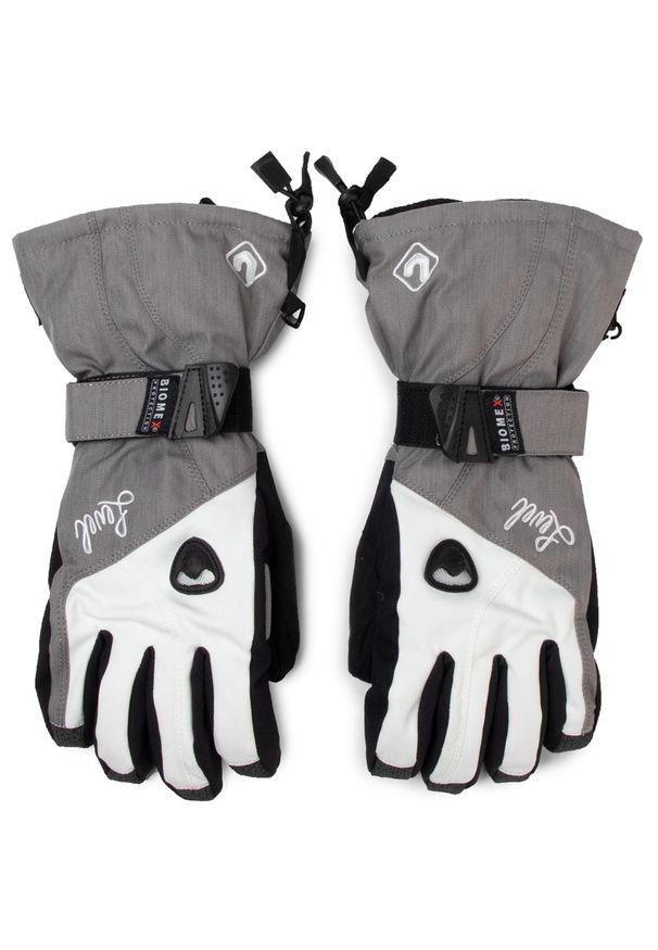 Szara rękawiczka sportowa Level narciarska