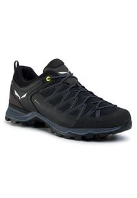 Salewa Trekkingi Ms Mtn Trainer Lite Gtx GORE-TEX 61361-0971 Czarny. Kolor: czarny. Technologia: Gore-Tex. Sport: turystyka piesza