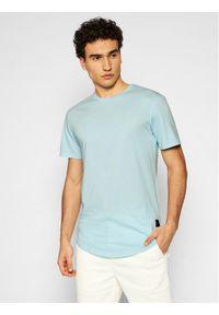 Only & Sons - ONLY & SONS T-Shirt Matt 22002973 Niebieski Regular Fit. Kolor: niebieski