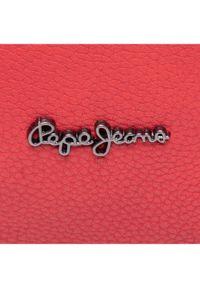 Czerwony plecak Pepe Jeans
