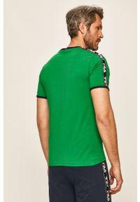 Fila - Piżama. Kolor: zielony. Materiał: dzianina