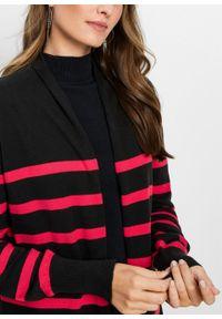 Czarny sweter bonprix