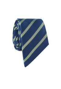Krawat Giacomo Conti w kolorowe wzory, elegancki