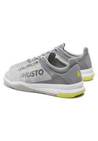 Musto - Buty MUSTO - Dynamic Pro II Adapt 82027 Platinum. Kolor: szary. Materiał: materiał. Szerokość cholewki: normalna #6