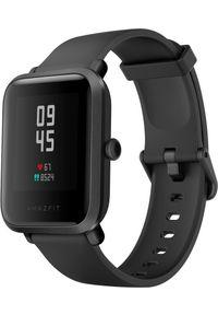 AMAZFIT - Smartwatch Amazfit Bip S Czarny (W1821OV1N). Rodzaj zegarka: smartwatch. Kolor: czarny