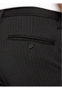 Only & Sons - ONLY & SONS Spodnie materiałowe Mark 22013727 Czarny Slim Fit. Kolor: czarny. Materiał: materiał #5