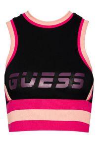 Top Guess w kolorowe wzory