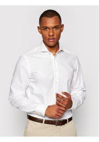 Baldessarini Koszula Henry B3 10003/000/4944 Biały Tailored Fit. Kolor: biały #1