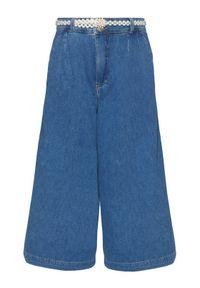 Liu Jo Kuloty UA1148 D4605 Granatowy Regular Fit. Kolor: niebieski