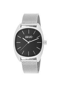 Czarny zegarek Liu Jo retro