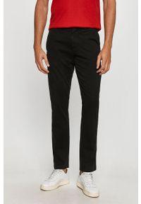 Czarne spodnie TOMMY HILFIGER