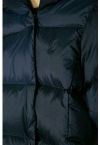 Niebieska kurtka Polo Ralph Lauren na co dzień, casualowa