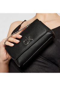 Calvin Klein Torebka Phone Xbody Micro Bag K60K608132 Czarny. Kolor: czarny